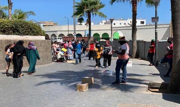 """مهنيو """"النقل السياحي"""" يدعون للاحتجاج ويهددون بإنزال وطني في الرباط"""