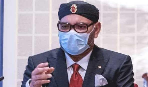 الملك  محمد السادس يعزي سلطان عمان على إثر خسائر الإعصار المداري شاهين