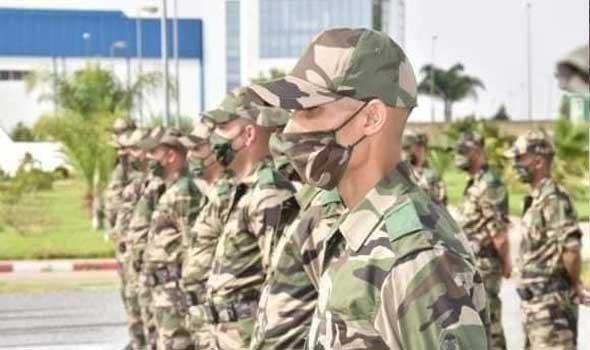 معهد الأمن الإسباني يُحذر من التعزيزات العسكرية غير المسبوقة التي أقدم عليها المغرب