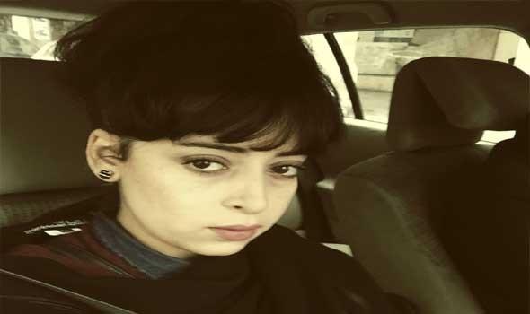 الفنانة المغربية نسرين الراضي تصدم متابعيها بطلب غريب عبر موقع انستغرام