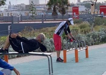 المغرب اليوم - أفضل تمارين تقوية العضلات لمن تجاوزن الأربعين