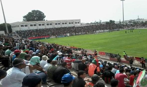 المغرب اليوم - الفتح الرباطي ينتزع نقطة مهمة من حسنية أكادير بعد التعادل السلبي