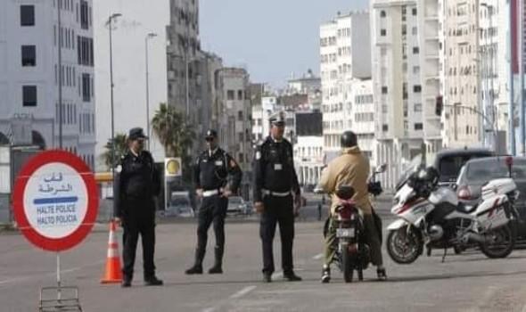 المغرب اليوم - أمن  مراكش يحجز 26 دراجة نارية ويوقف مروجين للمخدرات