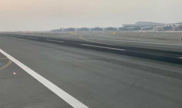 العيسى يدين هجوما إرهابيا على مطار سعودي