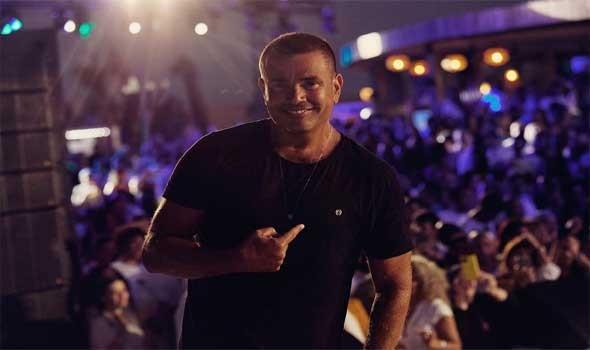 المغرب اليوم - عمرو دياب يحيى حفلا في «إكسبو 2020 دبى»