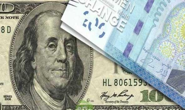 الدرهم يتحسن أمام الأورو وينخفض مقابل الدولار