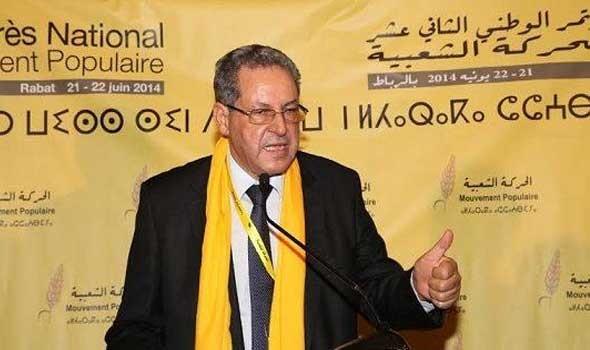 بناصر خرموشي رئيسا للمجلس الإقليمي لإفران