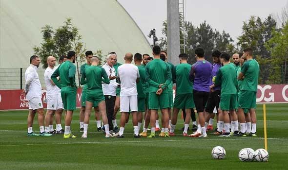 الجامعة توافق على إجراء مباراة الذهاب بين الرجاء وأويلرز الليبيري في المغرب