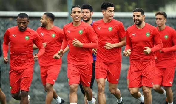 """الإطار الوطني حسن ناظر ينوُة بفوز """"المنتخب المغربي"""" على غينيا بيساو"""