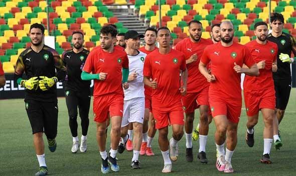 """اللائحة النهائية لـ""""المنتخب المغربي"""" لمواجهة غينيا بيساو وغينيا كوناكري"""