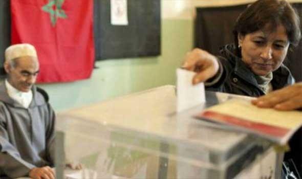 انتخاب اعتماد الزاهيدي رئيسة لمجلس عمالة الصخيرات تمارة رسمياً