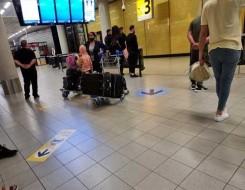 المغرب اليوم - إخلاء محطة من مطار مانشستر بعد الإبلاغ عن طرد مشبوه