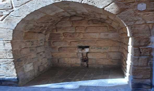 اكتشاف أكبر معصرة نبيذ في العالم من الحقبة البيزنطية في يفنه الفلسطينية