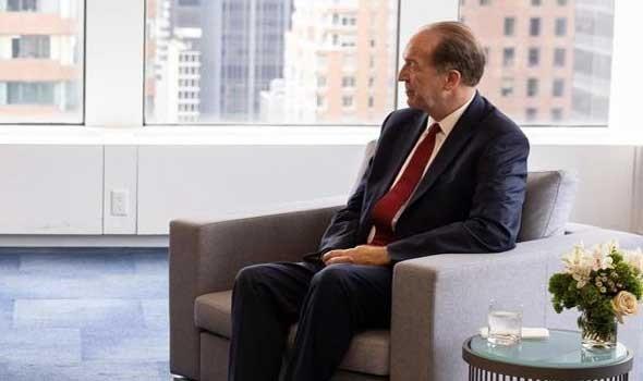 رئيس البنك الدولي يعلن أن المجتمع الدولي يستفيد من التجربة السودانية
