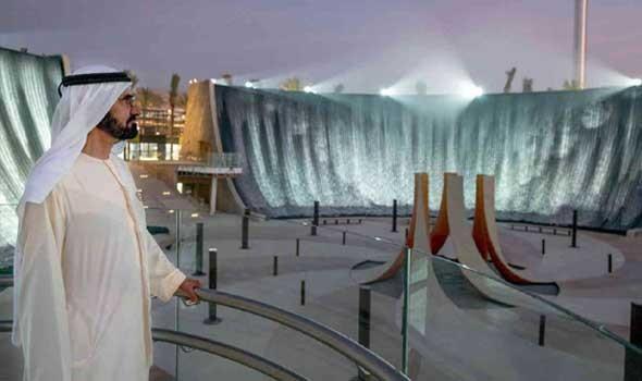 افتتاح رسمي للجناح اللبناني في إكسبو دبي 2020 وتحية للسيدة فيروز