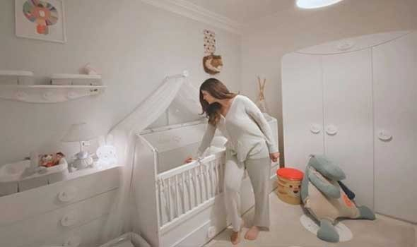 ديكورات مميزة من غرف نوم أطفال النجمات العرب
