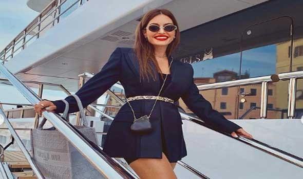 المغرب اليوم - أجمل إطلالات المشاهير العرب في أسابيع الموضة
