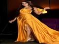 المغرب اليوم - رحمة رياض تتألق بملابس السهرات الملونة