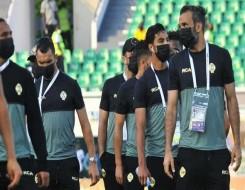 المغرب اليوم - الرجاء يستعيد اللاعب زريدة أمام أويلرز الليبيري وشكوك حول مشاركة الحافيظي