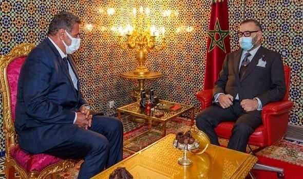 أغضاء الحكومة المغربية الجديدة برئاسة عزيز أخنوش